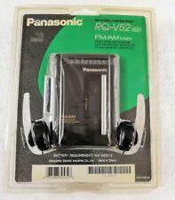 Panasonic RQV-52 Stereo Walkman