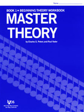 Master Theory Band Method Book 1 New Music