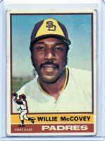 Willie McCovey 1976 Topps #520
