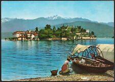 AD4335 Lago Maggiore (VB) - Isola Bella - Panorama - Cartolina postale