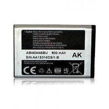Batterie origine Ab463446bu pour Samsung E1107 Crest Solar