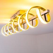 Plafonnier LED Lampe suspension Luminaire Lustre Éclairage de salon Métal 138729