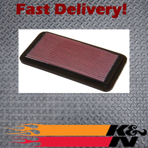 K&N 33-2030 Air Filter suits Toyota MR2 ZZW30 1ZZ-FE