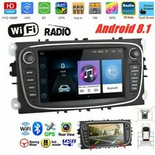"7"" Android Autoradio stereo 2din gps Ford focus c-max s-max kuga mondeo galaxy"