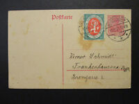 Germany 1920 Uprated Postal Card  - Z6881