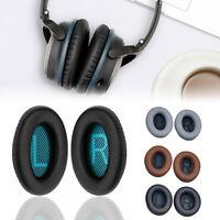 Replacement Ear Pads Cushion for Bose QuietComfort QC35 QC35II Headphones Earpad