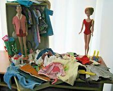 Vintage Barbie Ken Mixed Assorted Lot Bundle Dolls Clothes Shoes & More!