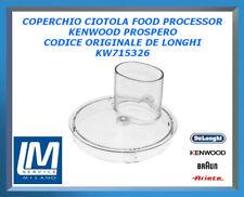 COPERCHIO CIOTOLA FOOD PROCESSOR KENWOOD PROSPERO KW715326 DE LONGHI ORIGINALE
