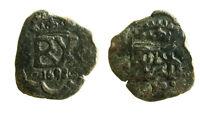 pcc2125_41) Spagna Espana - Maravedis Felipe  IV 1658