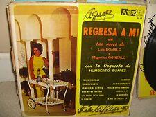 Luis Donald y Miguel De Gonzalo - Regresa A Mi - Rare LP in Fair Conditions L3
