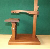 Clock test repairer movement stand 4 Fusse, wall, Westminster French & others