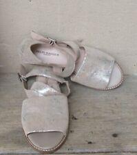 Kelsi Dagger Brooklyn Silver  Sydney Sandals   Size 7.5