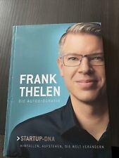 Startup-DNA ,  FrankThelen, Die Autobiografie