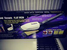 Hot Tools Professional Tools - Steam Flat Iron Straightener Ceramic Ion