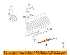 GM OEM Wiper-Rear Window Arm 25919444