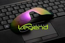 A57 PURPLE POLARIZED Replacement Legend Lenses For Oakley OIL RIG