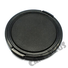 62mm Center Pinch Snap-on Lens Front Cap Cover for Nikon Sony Canon Camera