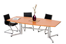 Boardroom Table Conference Table Meeting Desk office furniture Chrome base
