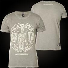 YAKUZA PREMIUM T-Shirt Vintage 2 Grau T-Shirts