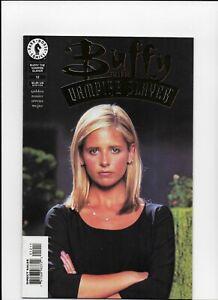 Buffy the vampire slayer # 12 Foil with COA  Variant 1st print Very fine- N mint