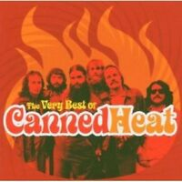 "CANNED HEAT ""THE VERY BEST OF"" CD NEU"
