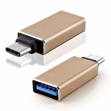 USB 3.1 Type C Male to USB 3.0 Female Metal OTG Adapter Converter Free Shipping