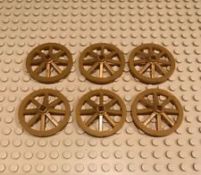 Bricks Accessories Vintage style SMALL CHEAPEST ON Lego Wagon Wheel Cart
