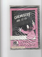 New Sealed CHEMISTRY Programme On 5.25 Inch Disc For IMB Compatibles