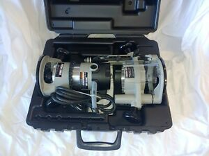 NEW  Porter Cable Plunge Router  1001-T2, Model 690LR, (6902 Motor) S22