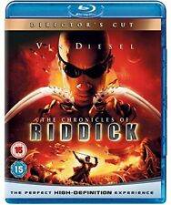 The Chronicles of Riddick [Blu-ray][Region Free] [Dvd][Region 2]
