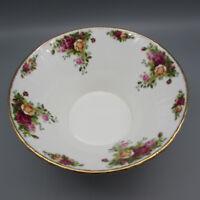 Royal Albert Bone China OLD COUNTRY ROSES Large Fruit / Salad Bowl