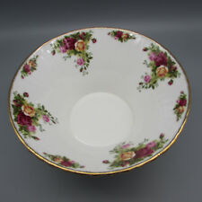 Royal Albert Bone China OLD COUNTRY ROSES Large Fruit / Salad Bowl