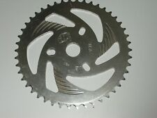 old mid School DK  chainring gear bmx freestyle bike 46 tooth