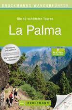 La Palma - Die 40 schönsten Touren - Bruckmanns Wanderführer     >>Neu<<