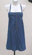 Robe Jeans A Bretelles  Naf Naf Taille 36