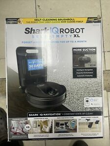 Shark IQ Robot Vacuum R101AE/RV1001AE w/Self-Empty Base Wi-Fi Connected 449$