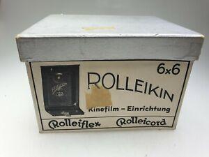 ROLLEI Rolleikin KB-Einrichtung für 6x6 Rückwand