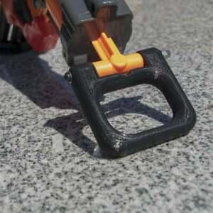 Mega Bigshock Pullstrap Increases Mobility Agility Ferocity M3 Bolt Not Include