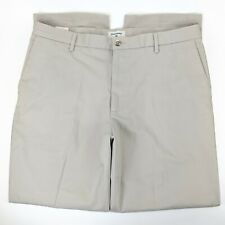 NEW Dockers Mens 38x32 Classic Fit Chino Khaki The Best Pressed Stretch Pants