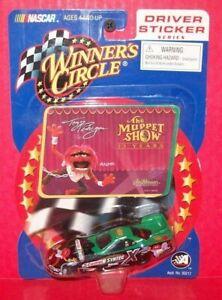 TONY PEDREGON THE MUPPETS 2002 1/64 WINNER CIRCLE DIECAST FUNNY CAR NHRA