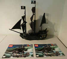 (Go) Lego 4184 The Black Pearl Pirates of The Caribbean With Ba Used