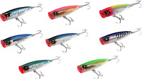 Yo-Zuri 3D Popper Floating 4 3/4 inch Topwater Popper Saltwater Fishing Lure