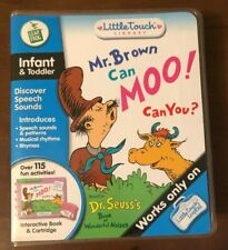 Leapfrog Little Touch Library Mr. Brown Can Moo! Can You?
