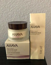AHAVA Time to Treat Comforting Cream Sensitive Skin Relief 50ml. New In Box !