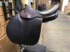 "Jumper SADDLE Calibre NEW condition 17 "" Buffalo Leather"