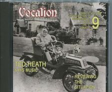 TED HEATH & HIS MUSIC - VOLUME 9 - REVIEWING THE SITUATION - CD