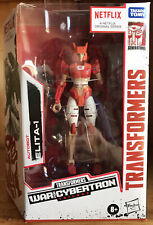 Transformers War For Cybertron WFC Netflix Walmart Exclusive Elita-1 One MISB