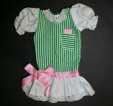 Vintage Sindy Doll CLOTHES: #8200 'Pretty Girl dress - VGC