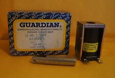 Guardian Solenoid Model 11HD-I-120VAC Part A420-065757-00 - New in Box!