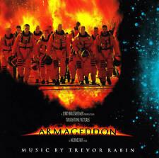 Armageddon-1998-Score Trevor Rabin- Soundtrack CD